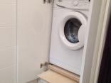 Bad Waschmaschinenschrank